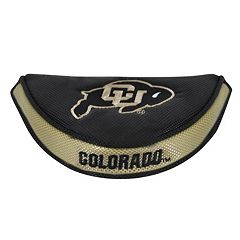 Team Effort Colorado Buffaloes Mallet Putter Cover