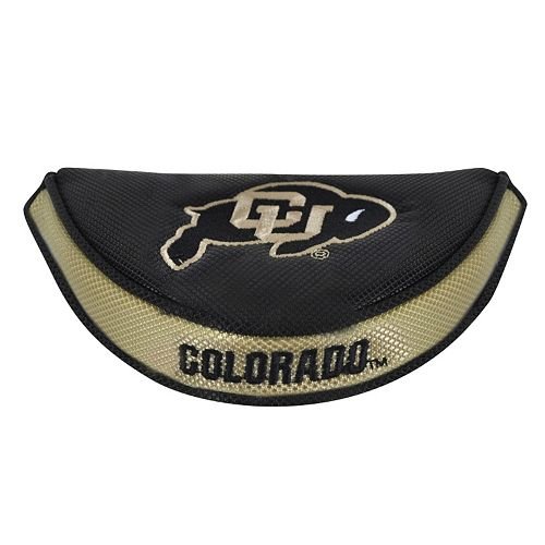 Team Effort Colorado Buffaloes Mallet Putter Cover