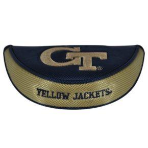 Team Effort Georgia Tech Yellow Jackets Mallet Putter Cover