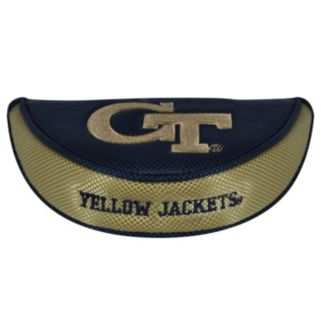 Team Effort Georgia Tech Yellow Jackets Mallet Putter Cover