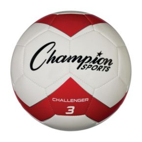 Champion Sports Challenger Soccer Ball