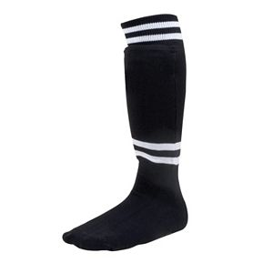 Youth Champion Sports Sock-Style Soccer Shinguards
