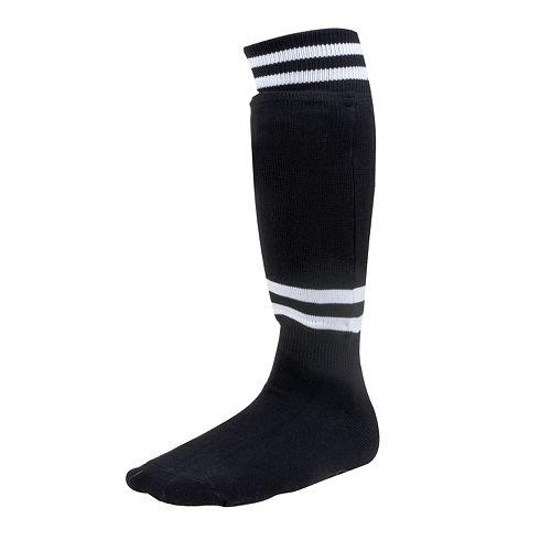 Youth Champion Sports Sock-Style Soccer Shinguards