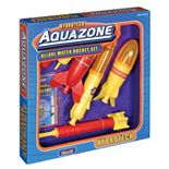 Toysmith Hydrotech Aqua Zone Deluxe Water Rocket Set