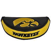 Team Effort Iowa Hawkeyes Mallet Putter Cover