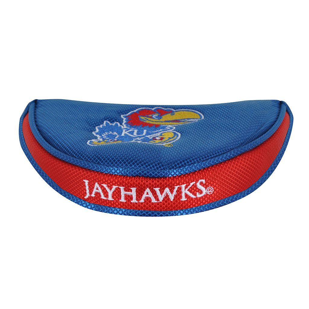 Team Effort Kansas Jayhawks Mallet Putter Cover