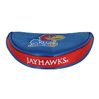Team Effort Kansas Jayhawks Mallet Putter Cover