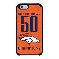 GameWear Denver Broncos Super Bowl 50 Champions iPhone 6 Case