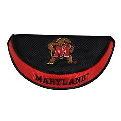 Team Effort Maryland Terrapins Mallet Putter Cover