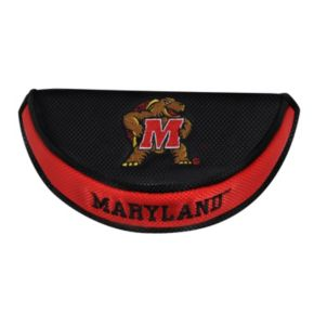 Team Effort Maryland Terrapins Mallet Putter Cover