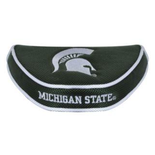 Team Effort Michigan State Spartans Mallet Putter Cover