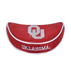 Team Effort Oklahoma Sooners Mallet Putter Cover