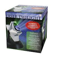 Toysmith Can You Imagine Laser Twilight Ceiling Projector