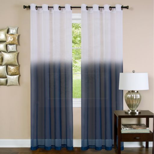 Essence Sheer Window Curtain