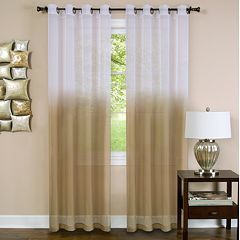 Essence 1-Panel Sheer Window Curtain