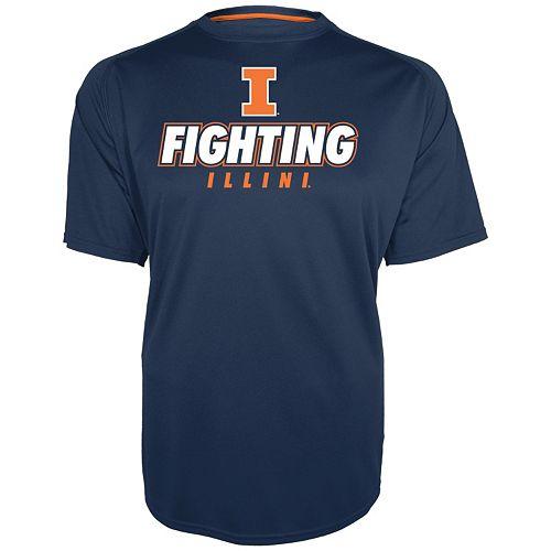 Men's Illinois Fighting Illini Training II Tee