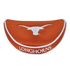 Team Effort Texas Longhorns Mallet Putter Cover