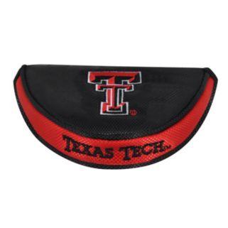 Team Effort Texas Tech Red Raiders Mallet Putter Cover