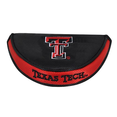 Team Effort Texas Tech Red Raiders Mallet Putter Cover