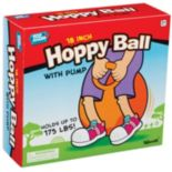 Toysmith 18-in. Hoppy Ball & Pump