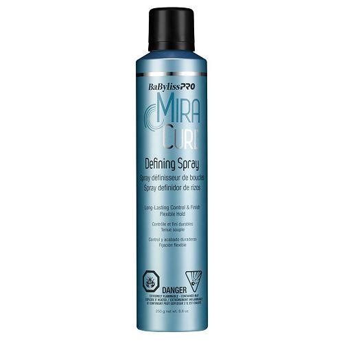 BaByliss Pro Mira Curl Defining Spray