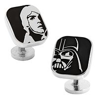Star Wars Luke Skywalker & Darth Vader Cuff Links