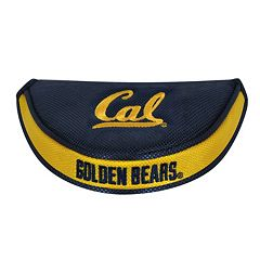 Team Effort Cal Golden Bears Mallet Putter Cover