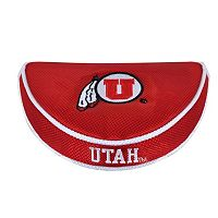 Team Effort Utah Utes Mallet Putter Cover