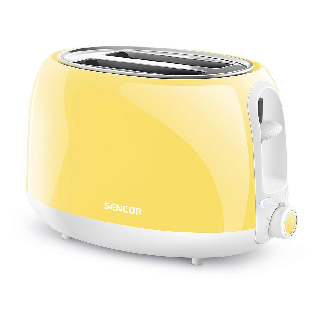 Sencor 2-Slice Electric Toaster