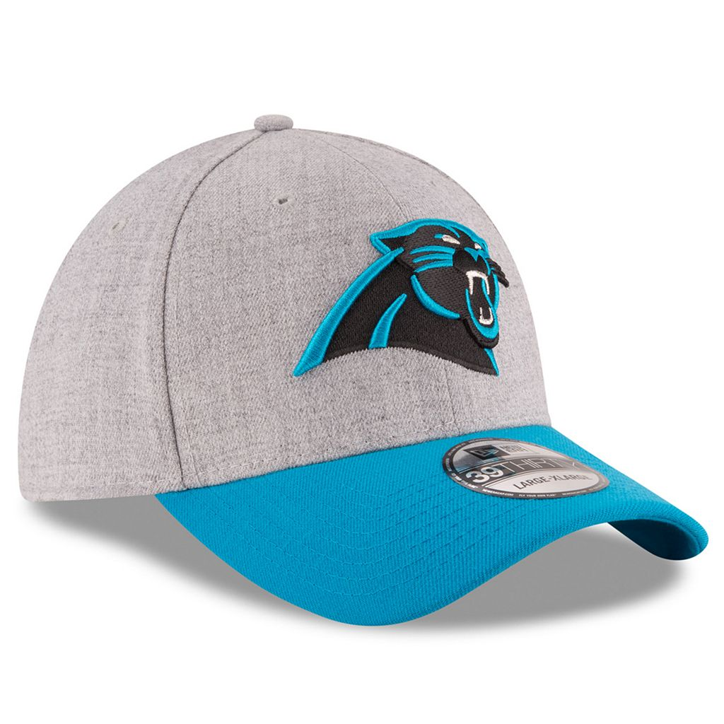 Adult New Era Carolina Panthers Change It Up 39THIRTY Classic Cap