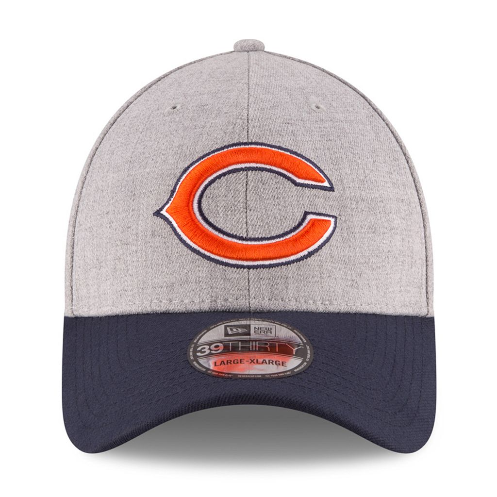 Adult New Era Chicago Bears Change It Up 39THIRTY Classic Cap
