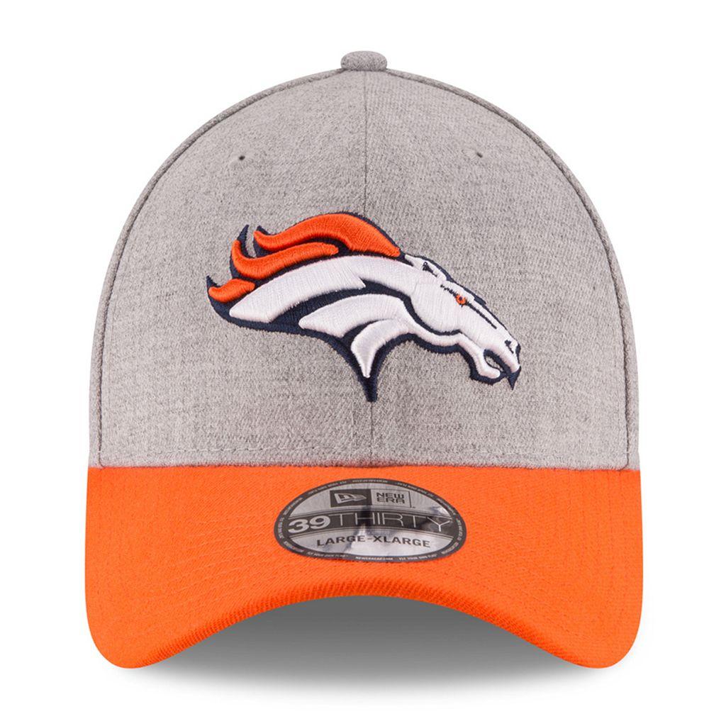 Adult New Era Denver Broncos Change It Up 39THIRTY Classic Cap