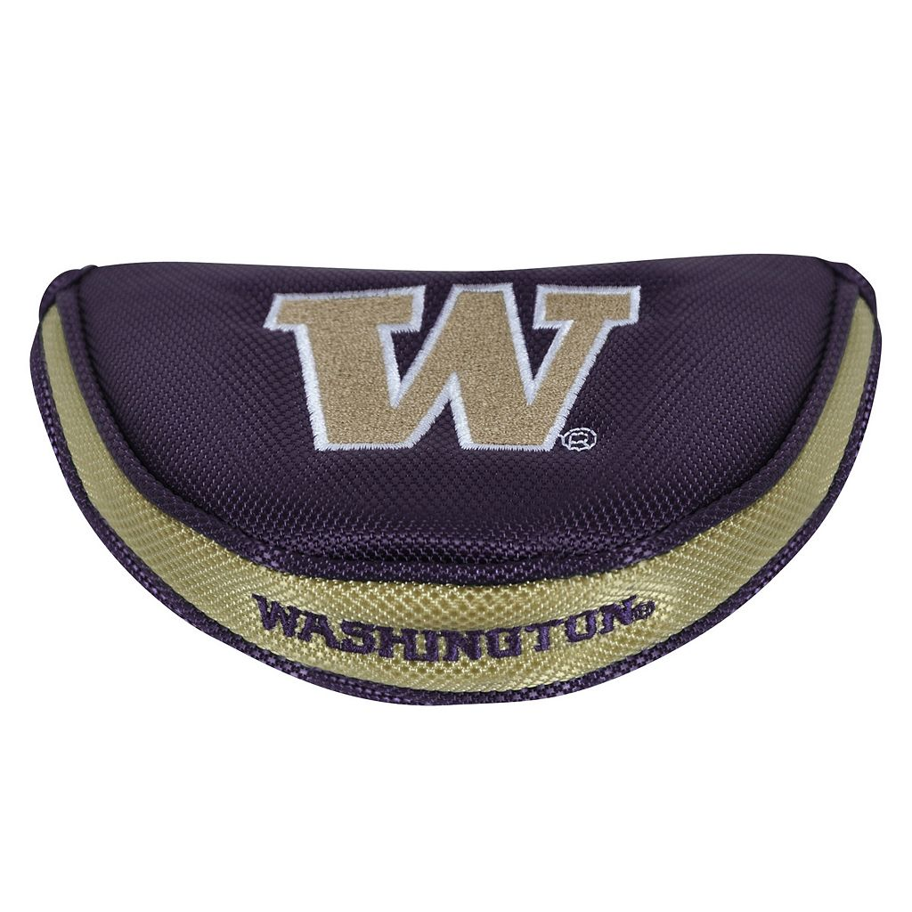 Team Effort Washington Huskies Mallet Putter Cover