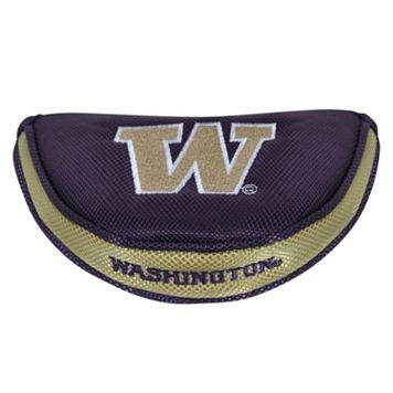 Team Effort Washington Huskies Mallet Putter Cover