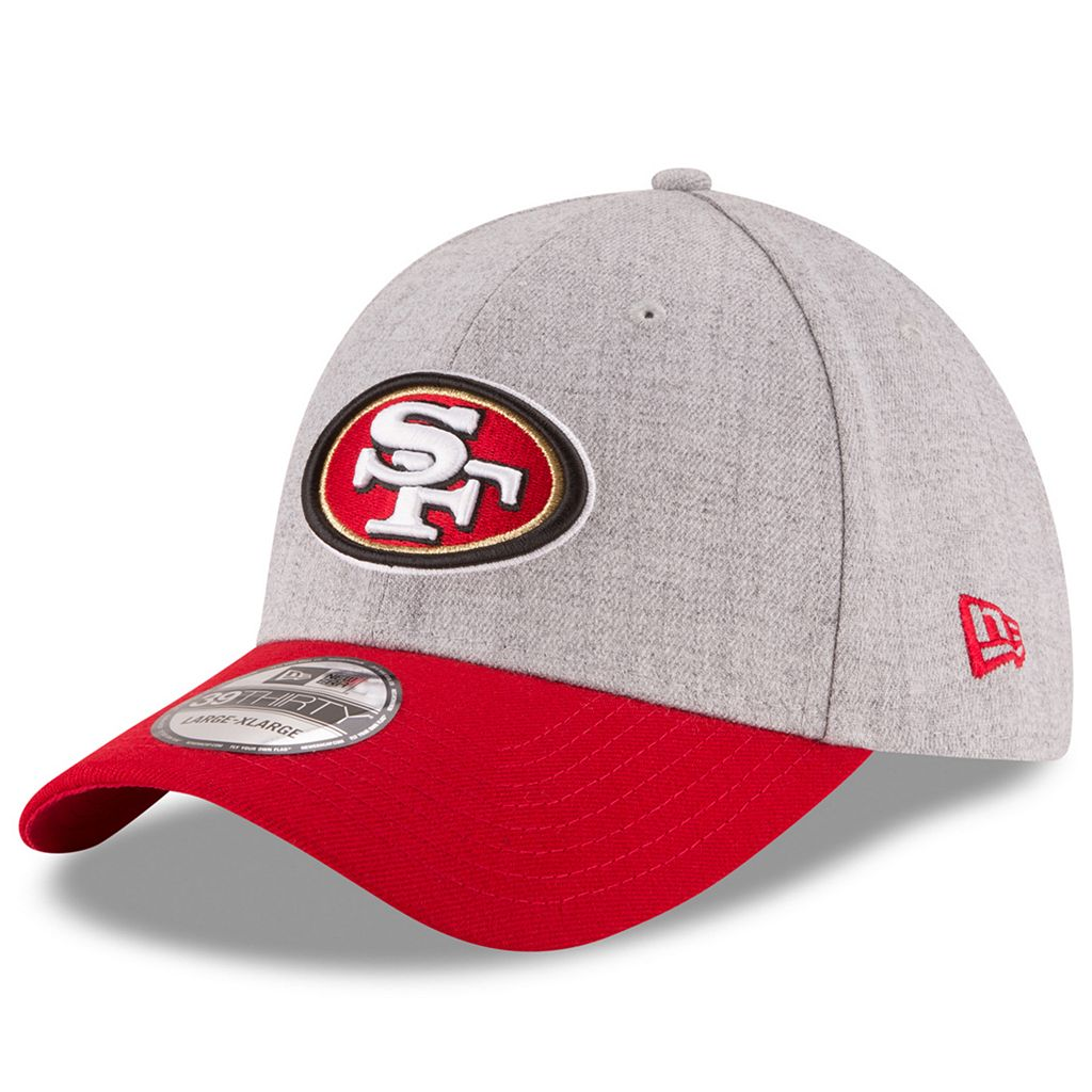 Adult New Era San Francisco 49ers Change It Up 39THIRTY Classic Cap