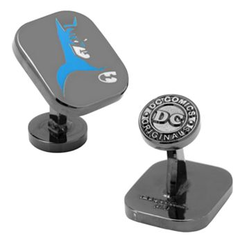 DC Comics Batman Shadow Cuff Links