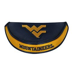 Team Effort West Virginia Mountaineers Mallet Putter Cover