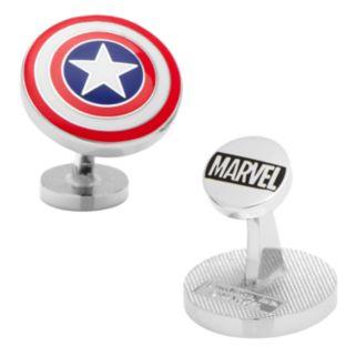 Marvel Captain America Shield Cuff Links