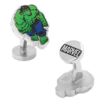 Marvel Incredible Hulk Cuff Links
