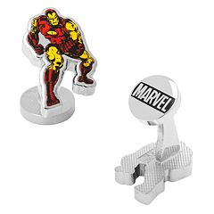 Marvel Iron Man Cuff Links