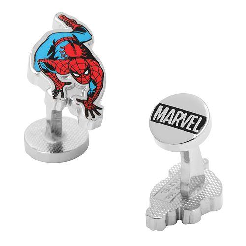Marvel Spider-Man Cuff Links