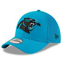 Adult New Era Carolina Panthers 39THIRTY Mega Team Flex-Fit Cap