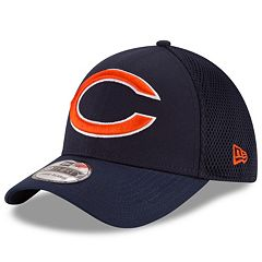 Adult New Era Chicago Bears 39THIRTY Mega Team Flex-Fit Cap
