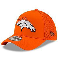 Adult New Era Denver Broncos 39THIRTY Mega Team Flex-Fit Cap