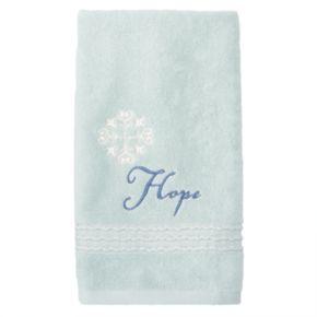 Saturday Knight, Ltd.  Karma Hand Towel