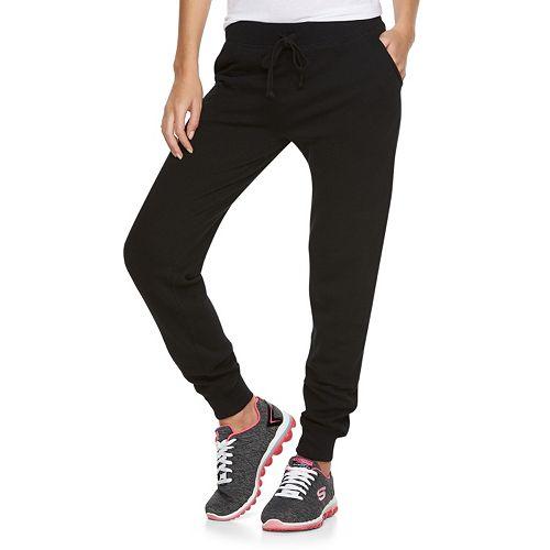 Juniors' SO® Tie-Waist Jogger Pants