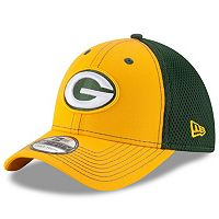 Youth New Era Green Bay Packers 39THIRTY Neo Flex-Fit Cap