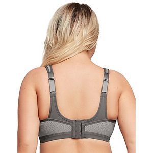 Glamorise High-Impact Underwire Sports Bra