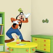 Disney's Goofy Peel & Stick Giant Wall Decal