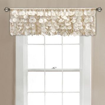 Lush Decor Gigi Window Valance - 70'' x 14''